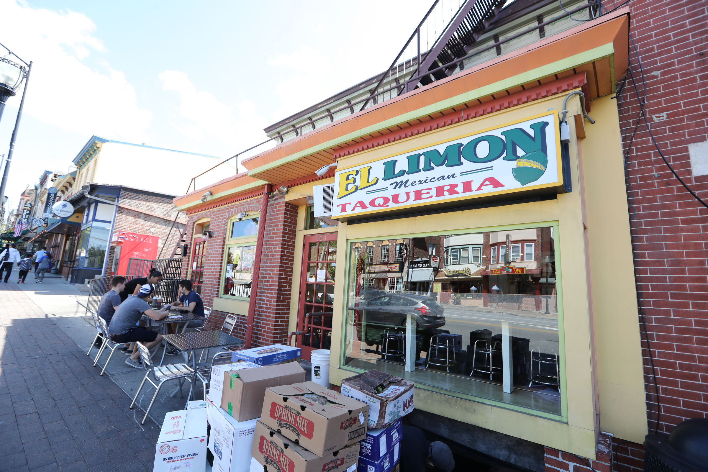 El Limon in Conshohocken