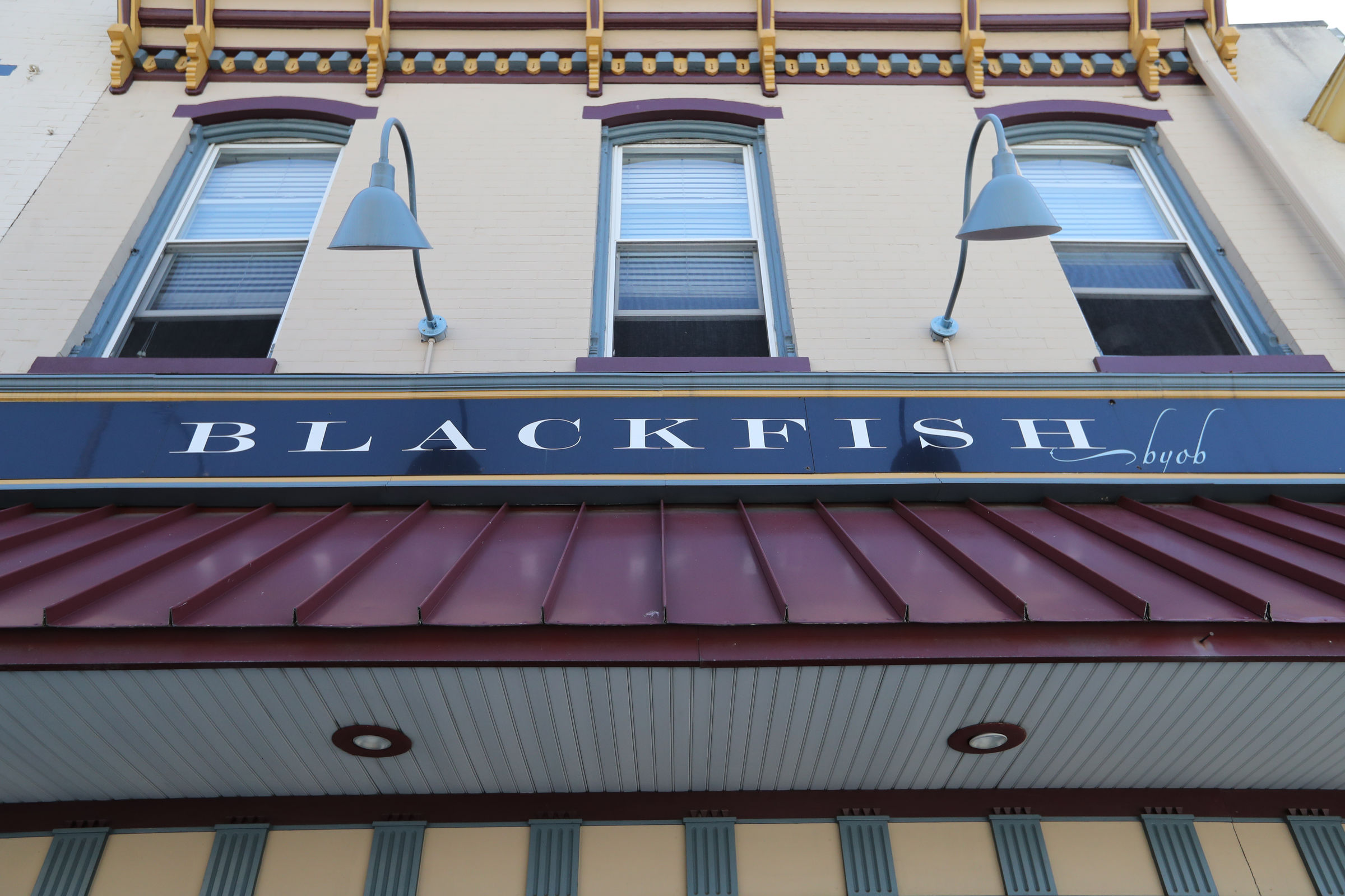 Blackfish in Conshohocken.