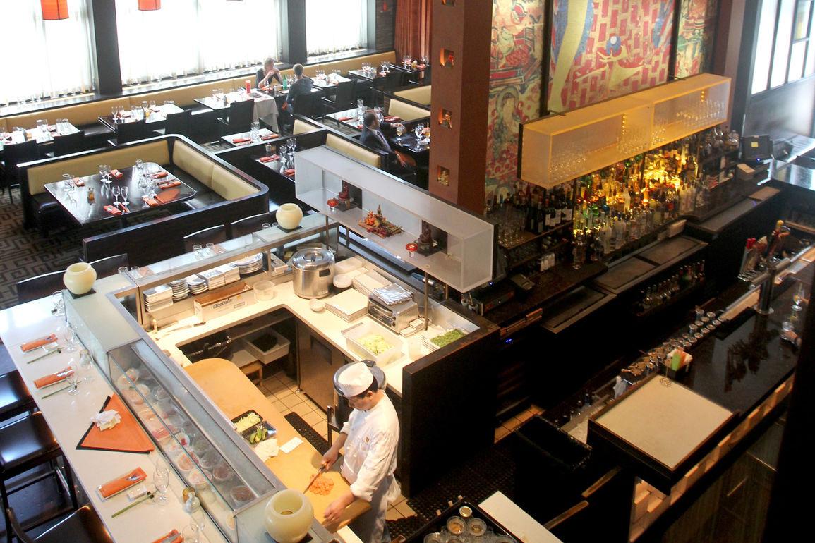 Nectar Restaurant (CHARLES FOX / Staff Photographer)