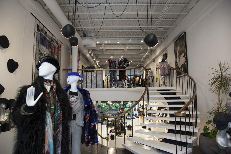 Joan Shepp's luxury clothing store (HEATHER KHALIFA / Staff Photographer)