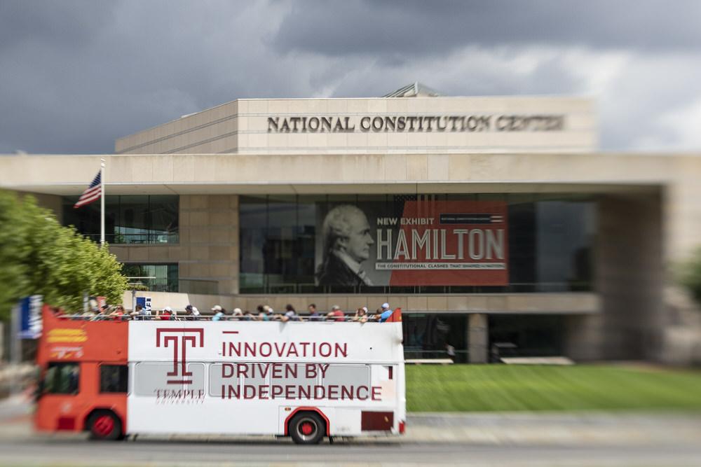 A Big Bus tour