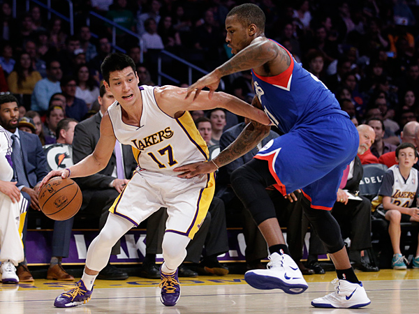 Sixers can't keep up with Jeremy Lin, Lakers in 101-87 loss