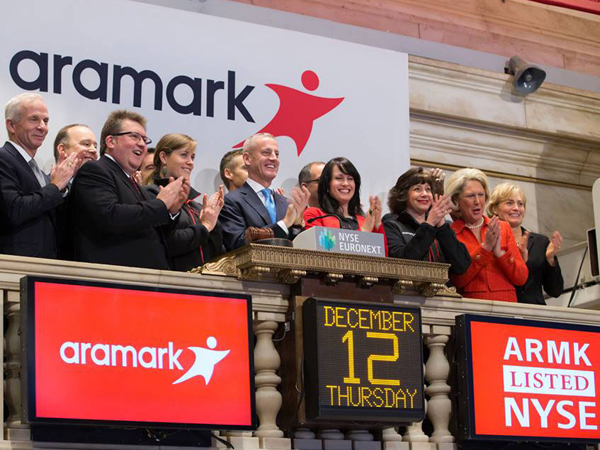 Aramark holdings corp ipo