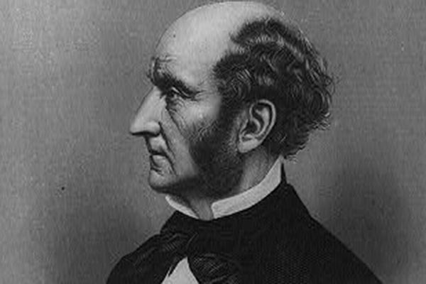 John Stuart Mill: When the theory does not fit, think again.