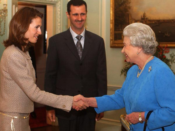 Did you know that Asma Al-Assad, Syrian First Lady and ...