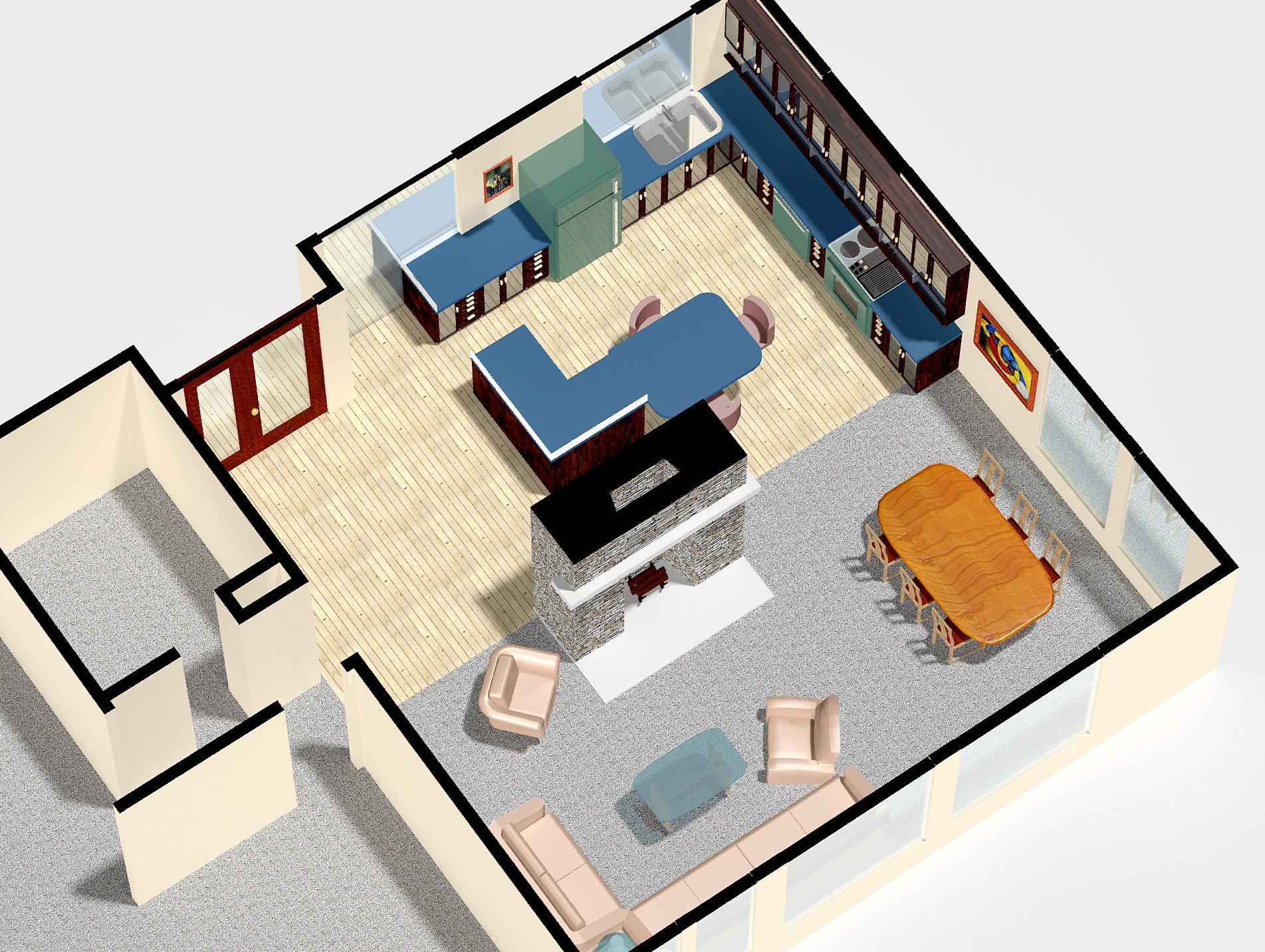 Open Vs Closed Floor Plans