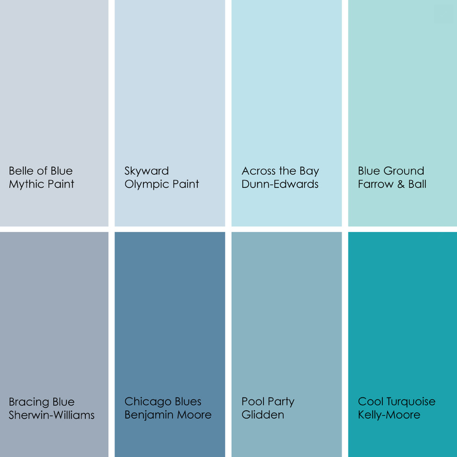 What Color Goes Good With Light Blue Credainatcon