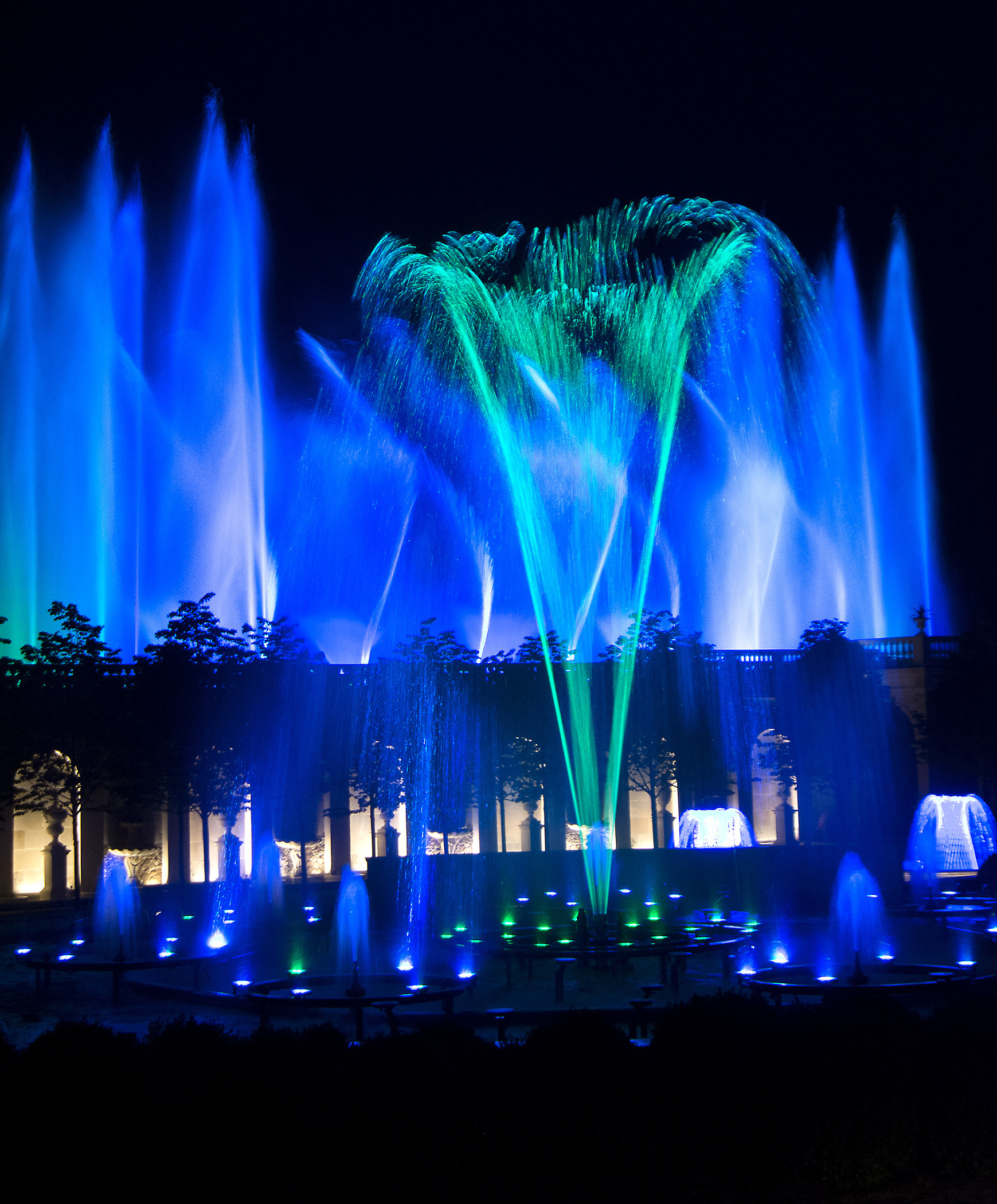 Longwood Gardens Light Show Tickets 28 Images Longwood Gardens To Illuminate Season In