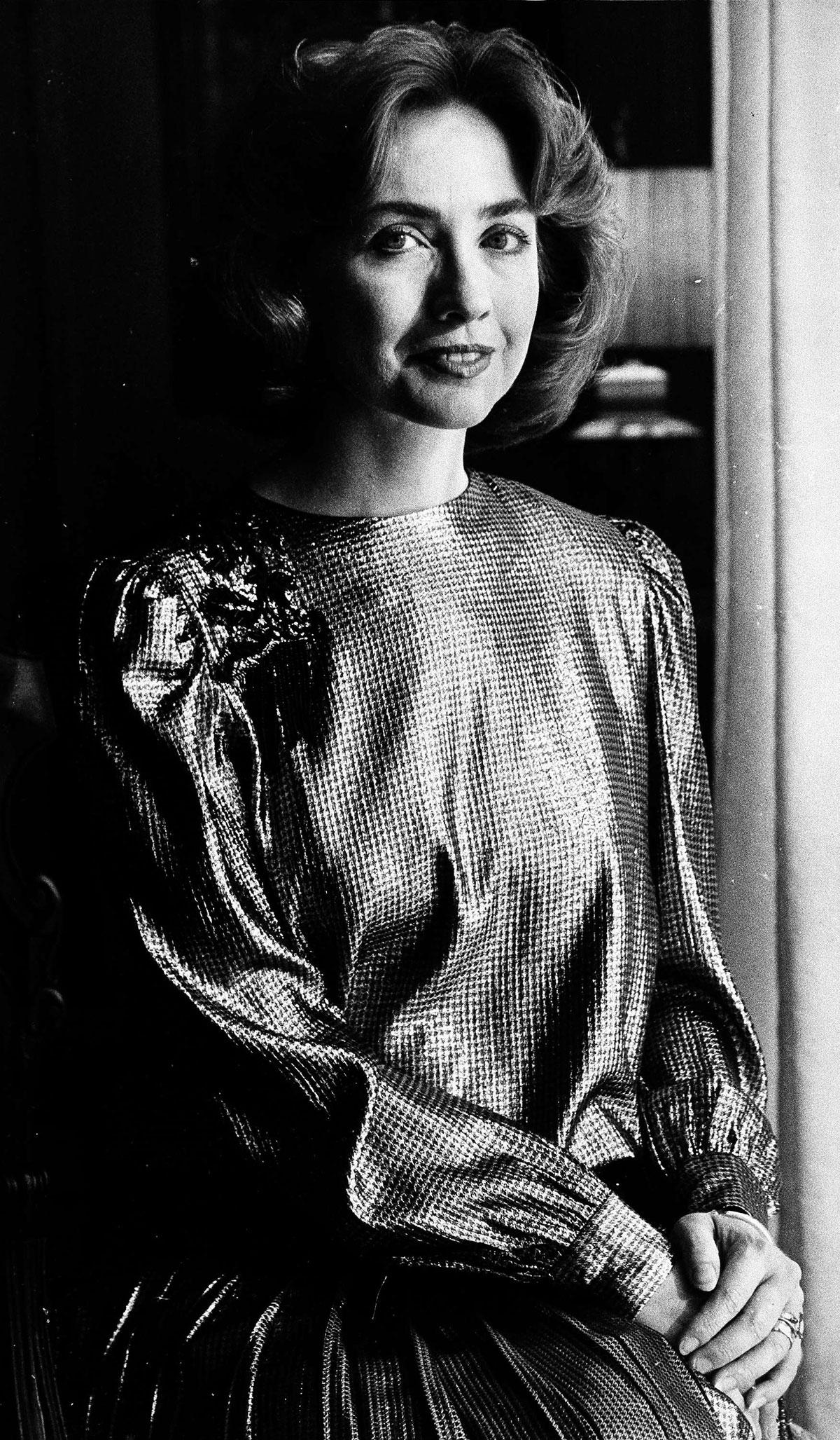 давних молодая хиллари клинтон фото большой