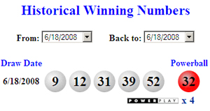 New jersey deals lottery numbers Pick 6 lotto Text Message