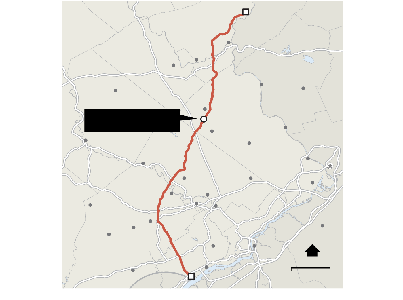 Delaware County pipeline study finds risk less than fatal